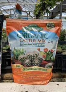 Organic Cactus Mix